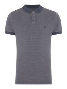 Donny Textured Polo Slim Fit Polo Shirt