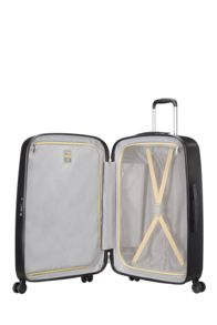 Xylem graphite 82cm extra large spinner suitcase