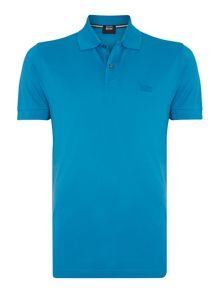 Firenze regular fit cotton polo shirt