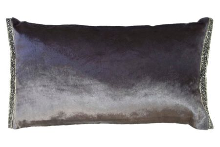 Kylie Minogue Jayza Grape 30x50cm Cushion