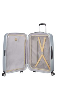 Xylem silver 75cm large spinner suitcase