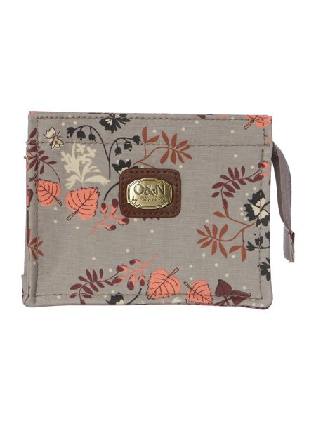 Ollie & Nic Woody multi cosmetic bag
