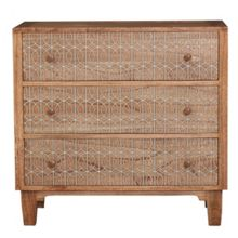 Gate 3 drawer wide chest