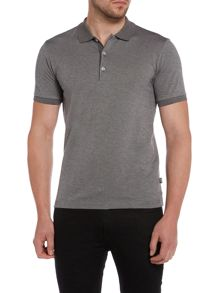 Hugo Boss Paullo 01 Textured Polo Slim Fit Polo Shirt