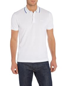 Hugo Boss Firenze 59 Regular Fit Tipped Polo Shirt