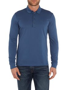 Paderna 30 Regular Fit Long Sleeve Polo Shirt