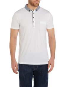 Palisado Regular Fit Check Collar Polo Shirt