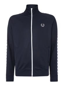 Plain Funnel Neck Tracksuit