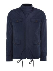 Hugo Boss Casual Showerproof Full Zip Field Jacket