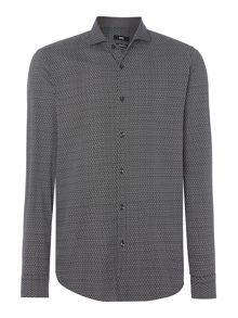 Lennie Classic Fit Geo print shirt
