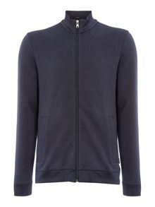 Cannobio 77 Plain Funnel Neck Zip Fastening Zip-T