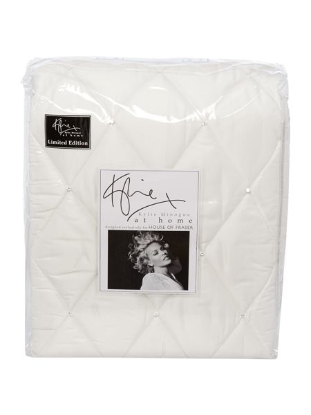 Kylie Minogue Varez Oyster 150X220cm throw
