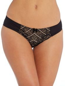 Marie Meili Pailey lace brief