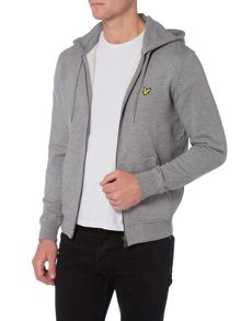 Classic Hooded Zip Thru Sweat