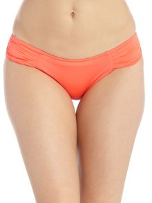 Seafolly Pleated hipster bikini brief