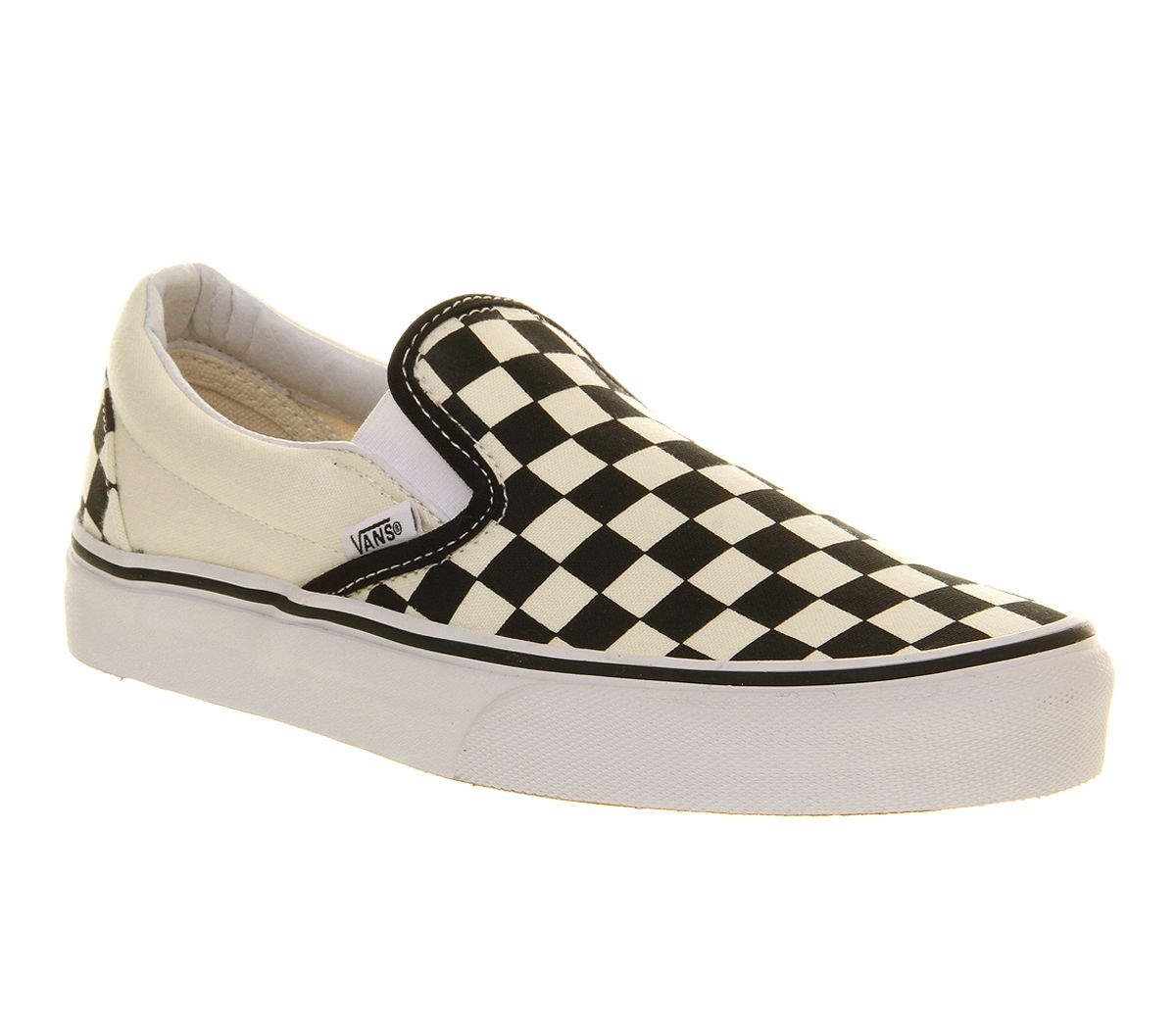 Vans classic slip on trainers