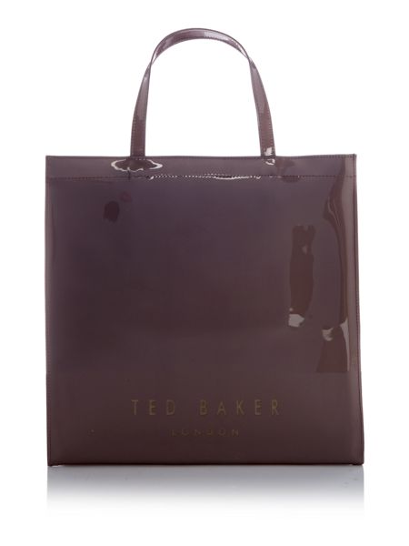 Ted Baker Glicon bowcon pink large tote bag