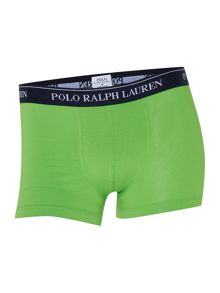 3 pack solid plain trunks