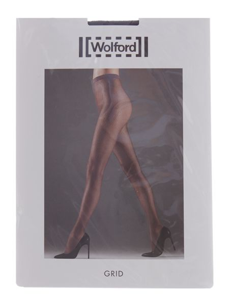 Wolford Grid tights