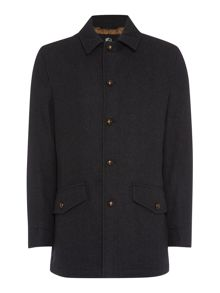 Howick Barington Wool Coat