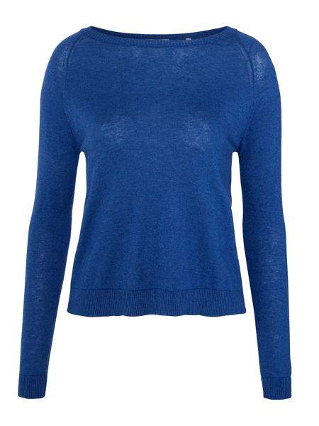 Marella Gerico pleated back sweater