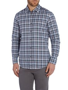 Lukas Classic Fit check shirt