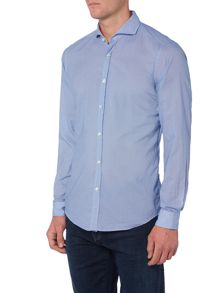 Lennie Regular Fit Micro Geo Print Shirt