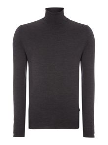 Musso Plain Roll Neck Pull Over Jumpers