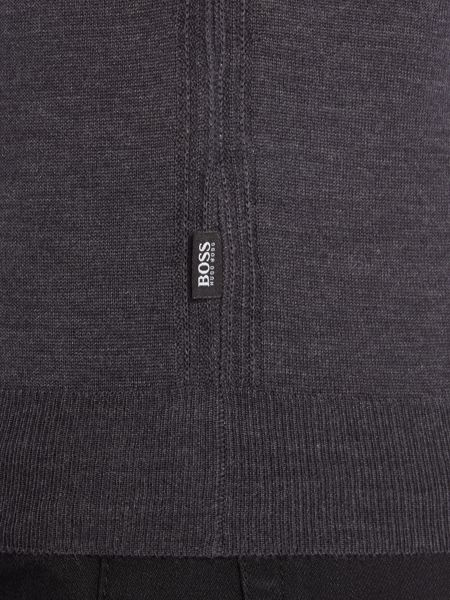Hugo Boss Musso Plain Roll Neck Pull Over Jumpers