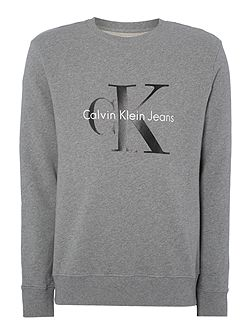 Crew Neck Hwk Crew Sweater