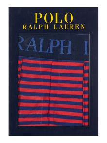 Ralph lauren contrast pony trunks