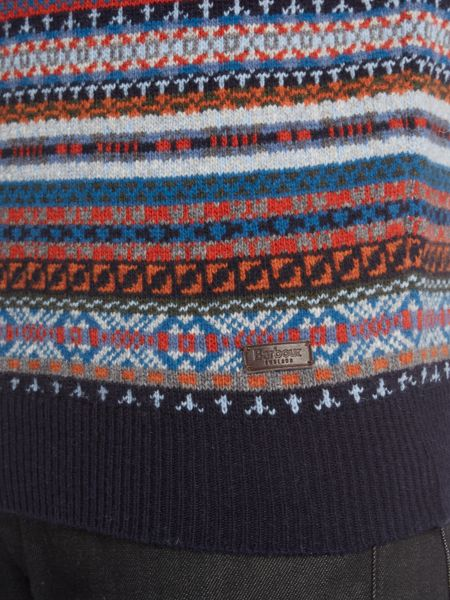 Barbour Martingale Crew Neck Jumpers