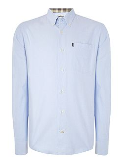 The Oxford Long Sleeve Button Down Shirt