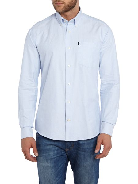 Barbour The Oxford Long Sleeve Button Down Shirt