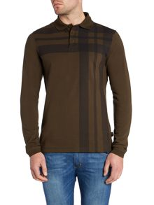 Barbour Bratton Long Sleeve Polo Shirt