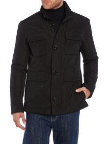 Colasso Casual Showerproof Full Zip Field Jacket
