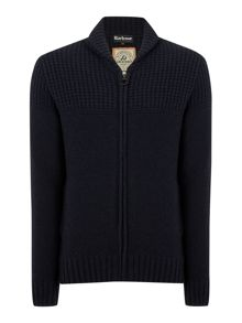 Barbour Bancroft Zip Thru Jumper