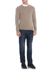 Cashmere Crew Neck with Gift Box