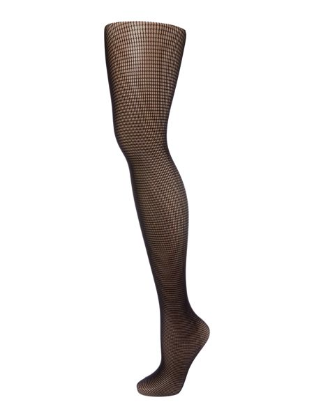 Wolford Grid hold ups