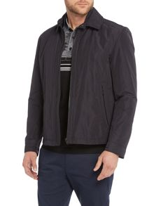 Capper Casual Showerproof Full Zip Harrington Jac