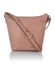 Bedford pink small cross body bag