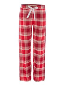 Christmas Check PJ Trouser