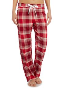 Dickins & Jones Christmas Check PJ Trouser