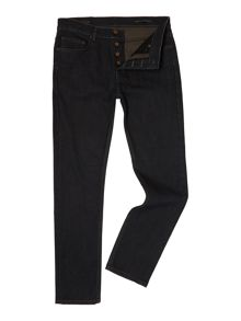Label Lab Dart Indigo Wash Slim Taper Jeans
