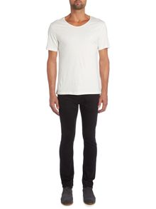 Label Lab Lock Black Skinny Jean