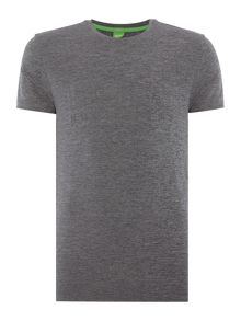 Hugo Boss Tianotech Graphic Crew Neck T Shirt