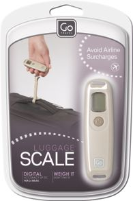 Go Travel Digital scale, assorted colours
