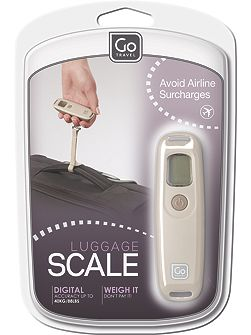 Digital scale, assorted colours