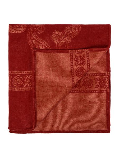 Linea Traveller paisley throw