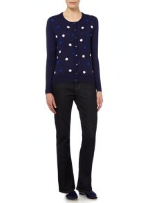 Dickins & Jones Polka Dot Cardigan